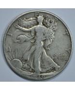 1940 P Walking liberty circulated silver half dollar - $13.75