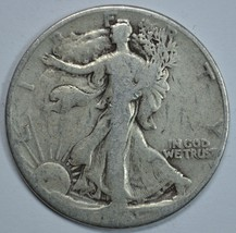 1941 P Walking liberty circulated silver half dollar - $13.50