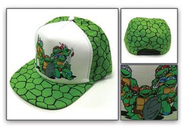 Teenage Mutant Ninja Turtles: Screen Print Turtle Shell Print Cap *NEW* - $29.99