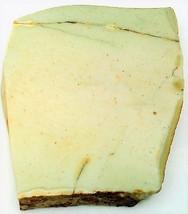 Green Jasper 2 Gemstone Slab Cabbing Rough - $7.25