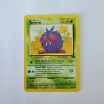Pokemon Jungle Venonat HP 63/64 TCG Trading Card Game 1999 Unlimited - $0.99