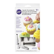 Wilton 12-Piece Cupcake Decorating Set  - $28.00