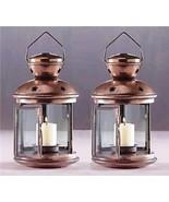 6 Star Lantern Copper Tone Candleholder Wedding Centerpieces - New - $38.56