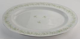 Johann Haviland China Forever Spring Pattern Large Oval Serving Platter ... - $44.99