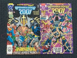 Armageddon 2001 (1991) #1-2 VF Very Fine DC Comics Superman - $4.95