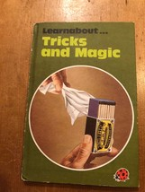 "1975-78 ""LEARNABOUT...TRICKS AND MAGIC"" LADYBIRD BOOK (SERIES 634 - 30p ... - $2.61"