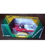 GEARBOX 1956 Ford Thunderbird CRAYOLA toy Pedal Car NIB - $9.99