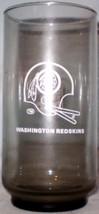 Burger Chef Football Glass Washington Redskins - $8.00