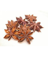 Star Anise Whole 16 Oz  Great For Soaps Or Herbal Compounds or Crafts or Cooking - $12.90