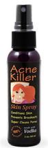 Acne Killer Pimple Breakout Skin Toner with Lavender, Witch Hazel & Vodka - $13.01