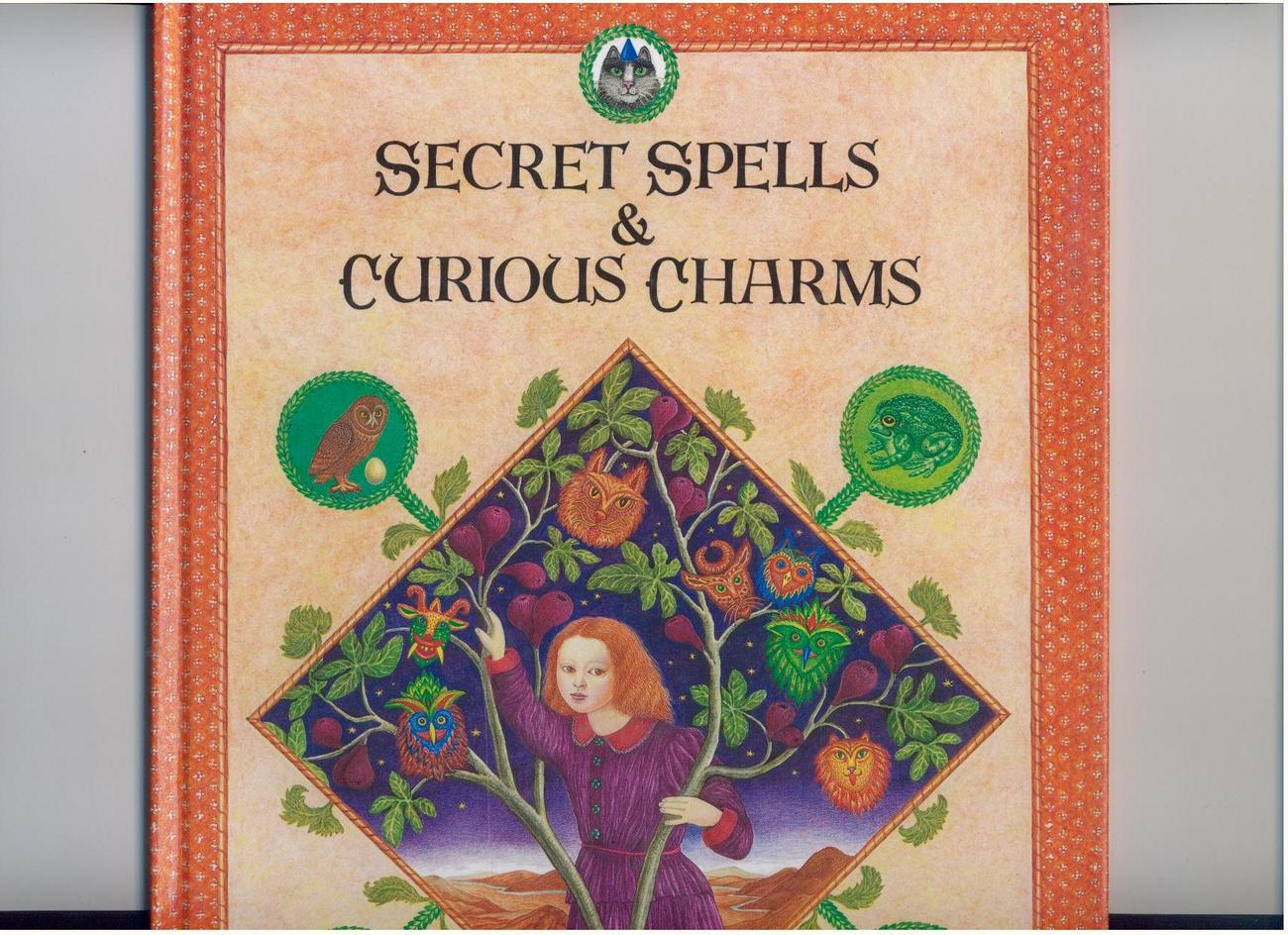 Beisner  SECRET SPELLS & CURIOUS CHARMS 1985, 1st  uncommon
