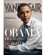 Vanity Fair 2009 Magazine Barak Obama Heath Ledger Sean Penn - $14.95