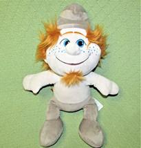 "Build A Bear Smurfs Naughty Boy Hackus 17"" 2013 Peyo Plush Stuffed Gret Doll Toy - $18.69"