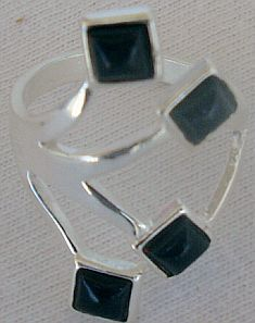 Black branch ring