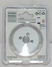 Milwaukee 49560132 Bi Metal HoleSaw Hole Dozer 2 One Quarter Inch image 5