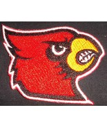 Louisville cardinals Logo, Helmet, Alter Logo  Iron On Patches - $4.99