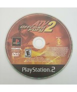 Atv-Offroad Fury 2 (PlayStation 2 PS2) - DISC ONLY  - $3.96