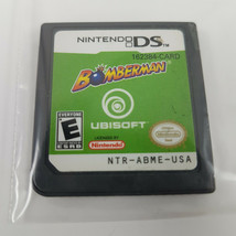 Bomberman (Nintendo DS, 2005) Cartridge Only 3DS 2DS XL Lite DSi - $17.99