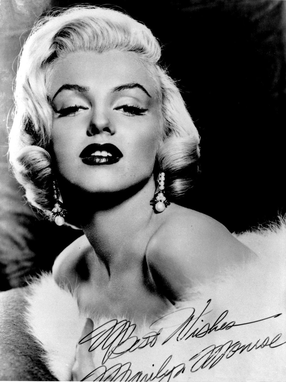 Citaten Marilyn Monroe Xl : Marilyn monroe signature custom blanket xl quot