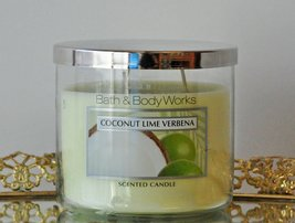 Coconut lime verbena candle thumb200