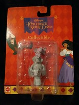 Disney's THE HUNCHBACK OF NOTRE DAME GARGOYLE Collectible Figure NEW IN ... - $16.30