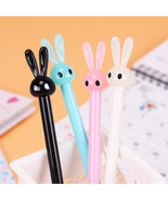 XUES® 1PC/Set 0.5mm Cute Kawaii Plastic Gel Pens Lovely Cartoon Rabbit Pen - $1.75