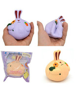 Kiibru Squishy Slow Rising Toy Onion Rabbit With Original Packaging Gift - $29.99