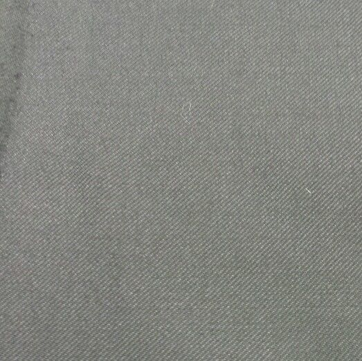 Black Twill Medium Weight Wool Suiting Fabric 5 Yards MSRP 650