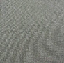 Black Twill Medium Weight Wool Suiting Fabric 5 Yards MSRP 650 - $70.28