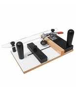 Fulton Rail Guide Coping Sled PRO For Cutting Profiles Into The End Grai... - $57.99