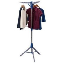 Collapsible Clothes Dryer Portable Laundry Clothesline Indoor Garment Ha... - $48.95