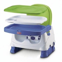 Baby Booster Seat Fisher Price High Chair Folding Travel Seat Toddler Fu... - $56.95