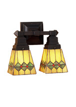 "Meyda Home Indoor Decorative 5""W Martini Mission Wall Sconce - 1235-48189 - $149.60"