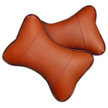 Neck Pillows 2pcs Car Cushion Seat Rest Headrest Head Travel Auto Suppor... - $13.99