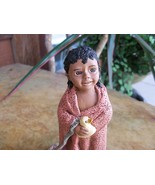 All God's Children, Melissa, Girl with Duck & Towel,Item #1556, New in B... - $48.50