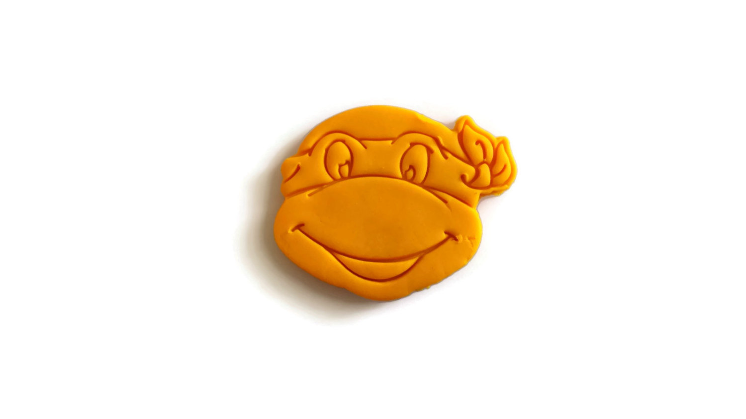 Primary image for Teenage Mutant Ninja Turtle TMNT Cookie Cutter Fondant Cutter