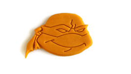 3D Printed TMNT Teenage Mutant Ninja Turtles Cookie Cutter - $9.99