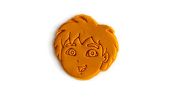 3D Printed Go Diego Go Cookie Cutter - $9.99