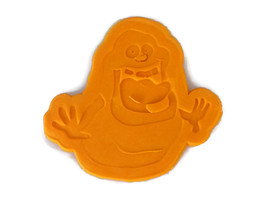 3D Printed Slimer cookie cutter - $13.99