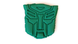 3D Printed Autobot Cookie Cutter - $13.99