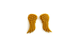3D Printed Angel Wings cookie fondant cutters - $10.99