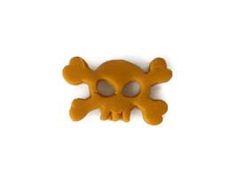 3D Printed Jolly Roger Pirate Cookie Cutter - $7.99