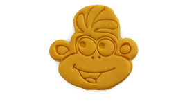 3D Printed Dora The Explorer Boots Monkey Cookie Cutter - $9.99