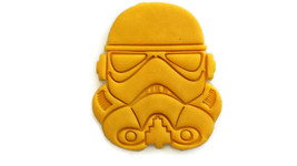 3D Printed StormTrooper Helmet Cookie Cutter - $13.99