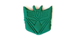 3D Printed Decepticon Cookie Cutter - $13.99