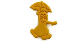 3D Printed Lemmings Cookie Cutter - $9.99