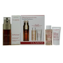 CLARINS DOUBLE SERUM COMPLETE AGE CONTROL 50ML & COMPLIMENTARY SKIN CARE... - $98.51