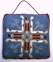 Star Of The Magi cross stitch chart Tempting Tangles - $9.00