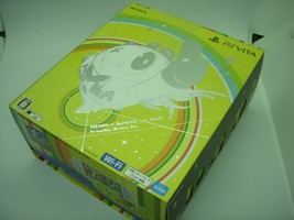 PlayStation Vita Wi-Fi Console PCH-2000 Lime Green PERSONA Limited Model - $288.86 CAD