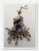 Night Prowlers Fob kit cross stitch kit Fern Ridge Collections - $33.30